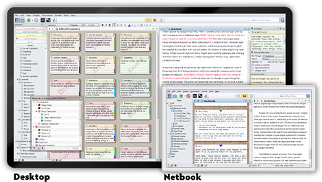 Best Book Writing Software: Word vs. Scrivener